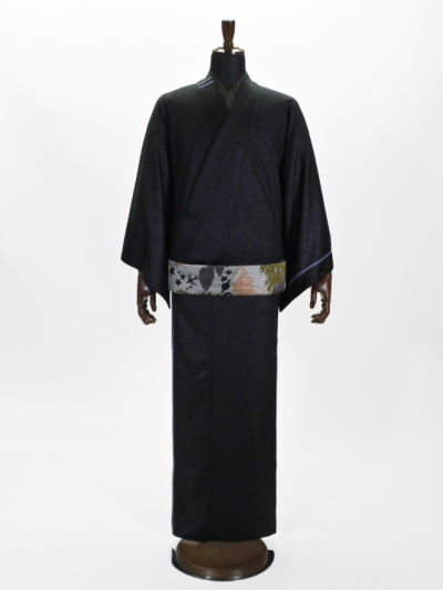 メンズジャージ ゼブラ(クロ×ナマリ)