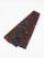 角帯0168-05 星柄(黒×赤)