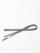 OJ17-01-02帯締め(ネジレ縞・黒×ミント)