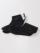 足袋 フラワーラッセルレース(黒×紺)